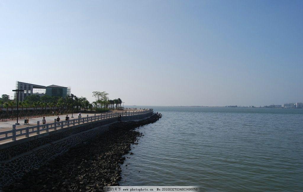 海口海景 海南 大海 海边 自然风景 自然景观 摄影