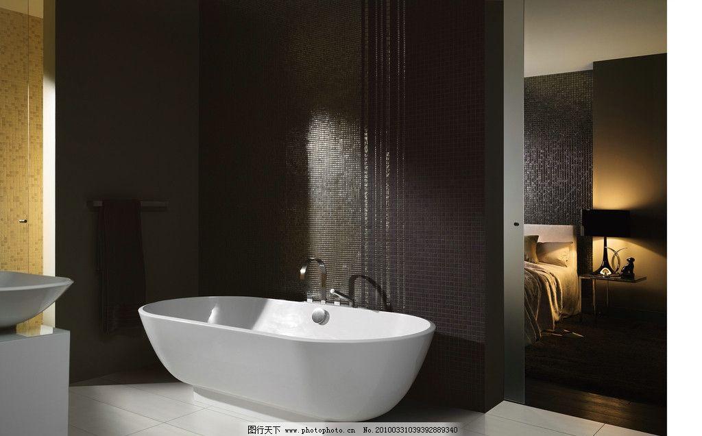 浴室卫生间瓷砖铺贴应用美图 建筑 室内 样板间 欧式 新古典 简欧